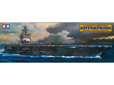 USS Enterprise CVAN/CVN-65 Tamiya 1/350 Kit 78007