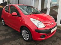 2009 (59) NISSAN PIXO - 1.0 - RED - 5dr - £20 ROAD TAX