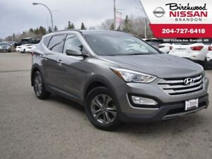 2014 Hyundai Santa Fe Sport Premium AWD/Heated Wheel/Backup cam