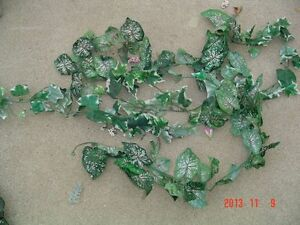 40 PCS. OF ARTIFICIAL SILK FLOWERS & GREENERY Windsor Region Ontario image 8