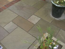Paving Indian stone £16m2 delivery
