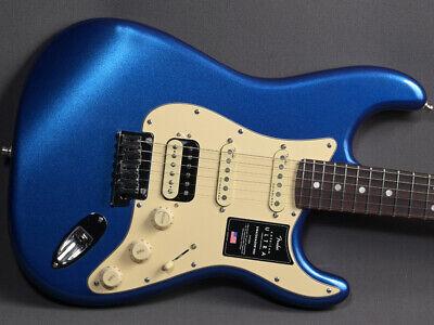 Fender Stratocaster American Ultra HSS RW Cobra Blue