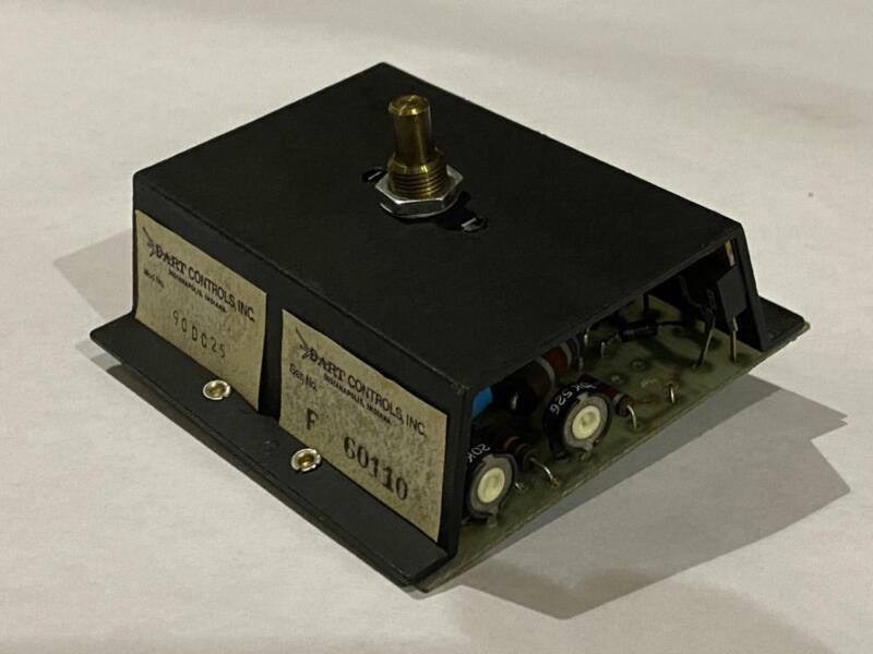 DART CONTROLS # 90DC25  DC MOTOR SPEED CONTROL   115VAC  0-90VDC  UP TO 3/4HP #2