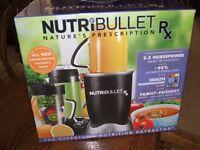 NutriBullet RX Juicer Blender (New in box) £ 115