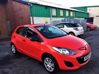 MAZDA 2 Mazda 2, 1.4 MOT Dec 2018, Just Serviced (red) 2010