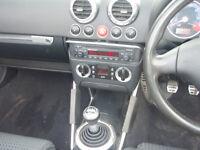 AUDI TT ROADSTER (silver) 2004