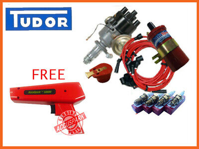 Morris Minor  Electronic Ignition Distributor performance Kit/FREE Timing Light