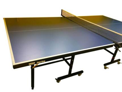 Funsports Club King 2 Piece Table Tennis Table With Net