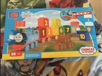 Thomas the tank Mega Bloks set