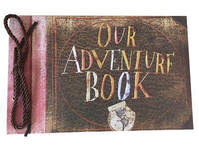 Our Adventure Book Scrapbook, Wedding Album, Unique DIY scrapbook, 80 - Wedding Album