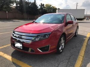 2010 Ford Fusion Sport AWD *LOW KMS*