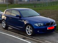 Bmw 118d M Sport £30 road tax