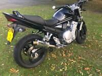 Suzuki bandit 650 streetfighter