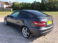 Mercedes Benz CLC 180, 88000 miles, 3dr - £4100 ovno
