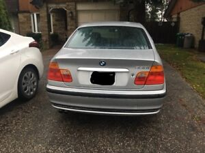 BMW 330I FOR SALE $2500 OBO TAKES IT