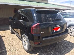 2013 jeep compass, North Edition (low kms)