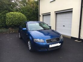 Audi A3 1.6 Special Edition £1850