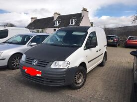 Vw caddy for swap