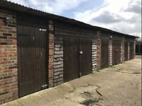 Secure Garage Style Storage Units For Rent