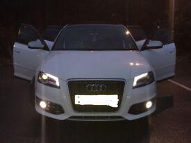 AUDI S3 S-Tronic Sportback White *Fully loaded*