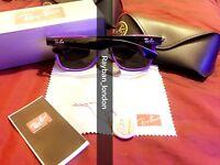 Best quality best price rayban aviator wayfarer men's women's sunglasses new box