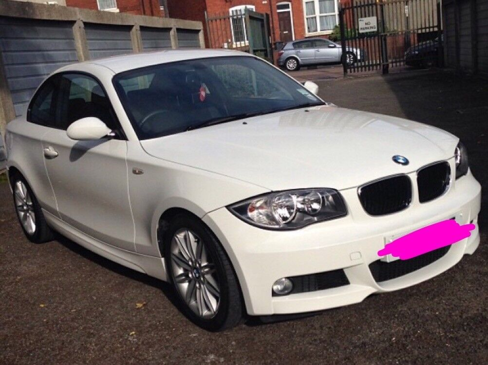 bmw 1 series coupe 120d m sport in walsall west. Black Bedroom Furniture Sets. Home Design Ideas