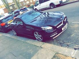Mercedes SLK Convi **Low Mileage**