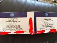 Ariana Grande tickets 26/05/2017
