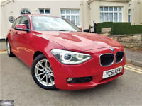 BMW 1 Series 116D ES 2.0 Diesel 5dr *Xenon H-Lights* 1 Year Warranty 61 (2011) Twin Turbo