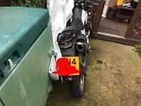 Derbi cross city 125cc