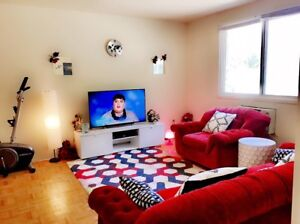 Fully furnished all inclusive River/Osborn apartment for Oct 1st
