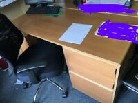 3x Office table for sale