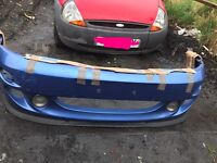 Mk1 Ford Focus collection bumper