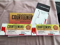 2 courteeners tickets Manchester 27th May