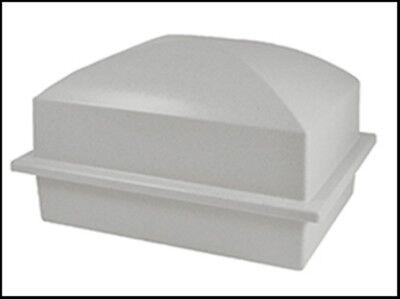 Large/Adult Granite Colored Polymer Single Funeral Cremation Urn Burial Vault  - Large Adult Urn