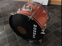"22"" Bass drum for sale"