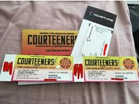2 x courteeners tickets Manchester 27th may