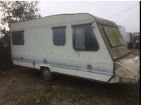 Caravans bought/collected dead or alive