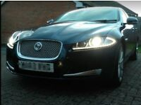 Jaguar XF 3.0 D - Full Jaguar dealer service history