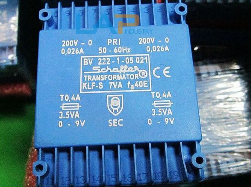 1PCS NEW FOR Heidelberg Fan Drive Board Transformer BV222-1-05021