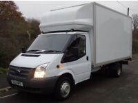 Professional reliable man and van removals deliveries clearances