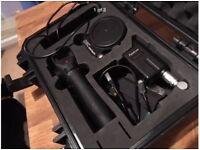 Aputure Dec Lens Regain M4/3 to EF Canon Speedbooster for gh4/gh5/bmpcc