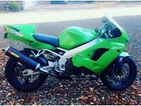 Kawasaki ninja zx9r 900 immaculate
