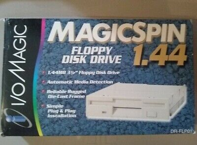 Magicspin Floppy Disk Drive 1.44