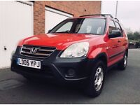 2005 Honda Cr-V 2.2 i-CDTi SE **Station Wagon 5dr ** FULL MOT**Manual* Diesel*New Timing Chain*