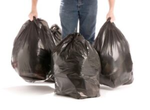 Weekly Garbage Pickup  **No Tags Required!***