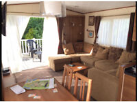 Caravan for hire - North Wales - presthaven sand
