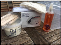 Babyliss waxing kit NEW