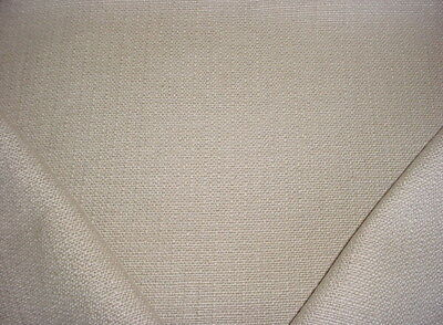 2 KRAVET COUTURE 33608 LUX LINEN NATURAL TEXTURED LINEN WEAVE UPHOLSTERY FABRIC