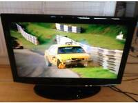 "Samsung 37"" HD LCD TV WITH FREEVIEW"